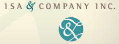 Isa and Company logo