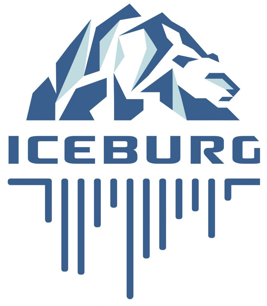 Iceburg logo project