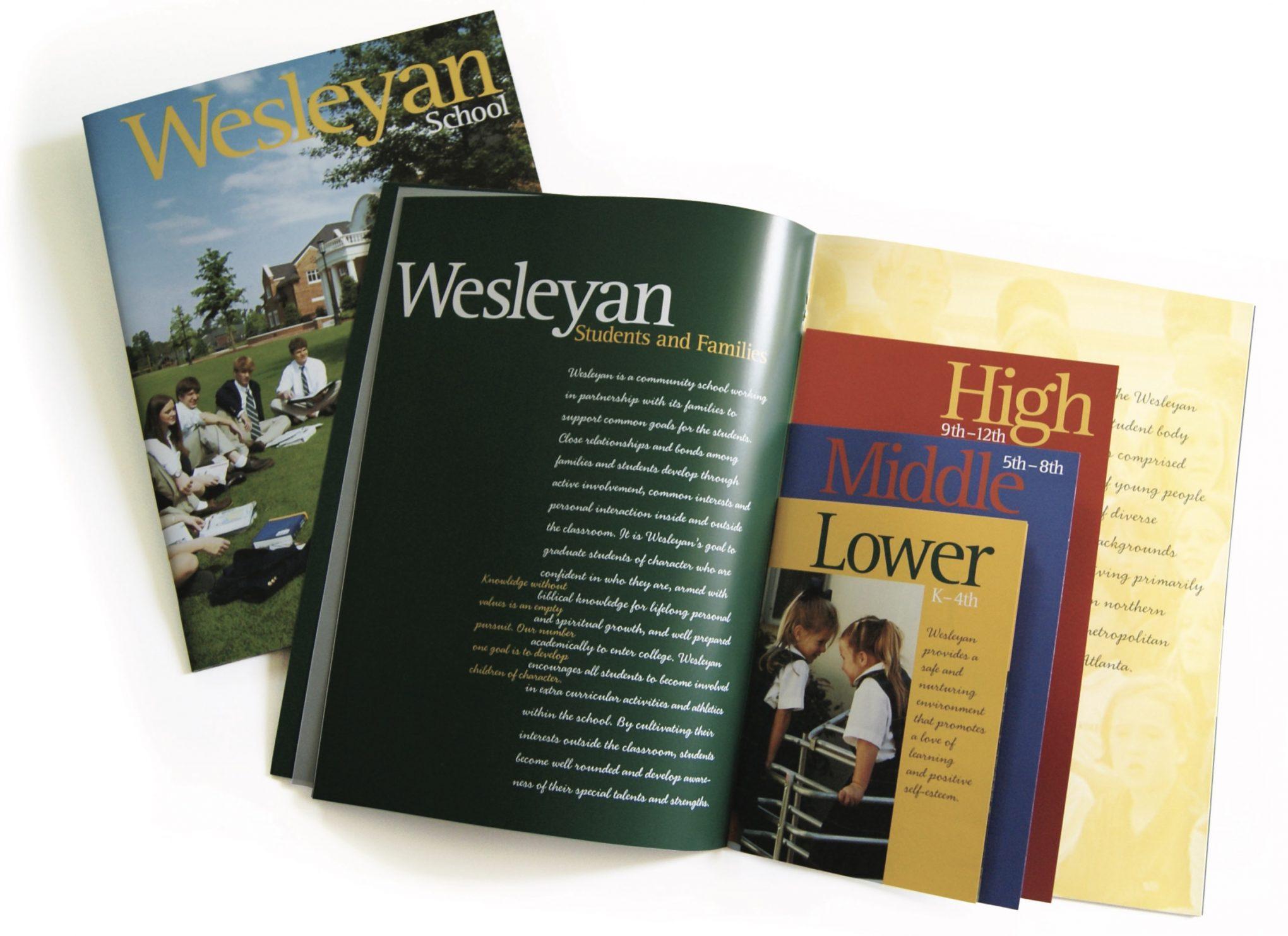 Wesleyan School Viewbook